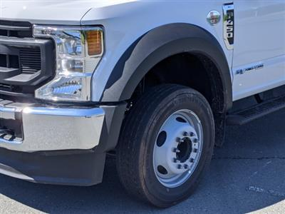 2020 Ford F-450 Crew Cab DRW RWD, PJ's Platform Body #T208092 - photo 9