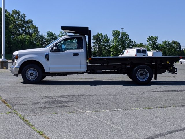 2020 Ford F-350 Regular Cab DRW RWD, PJ's Platform Body #T208094 - photo 10