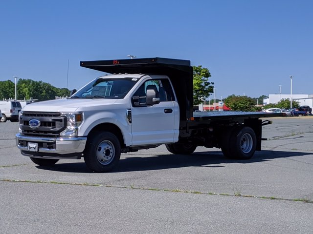 2020 Ford F-350 Regular Cab DRW RWD, PJ's Platform Body #T208094 - photo 12