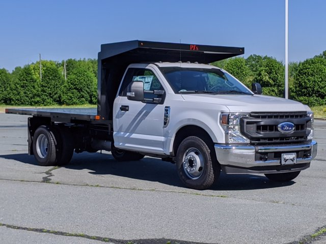 2020 Ford F-350 Regular Cab DRW RWD, PJ's Platform Body #T208094 - photo 5