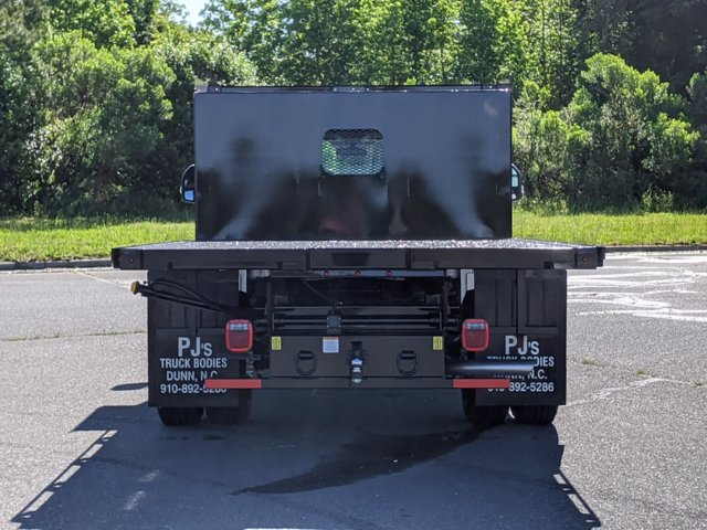 2020 Ford F-350 Regular Cab DRW RWD, PJ's Platform Body #T208094 - photo 4