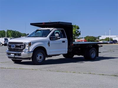 2020 Ford F-350 Regular Cab DRW RWD, PJ's Platform Body #T208094 - photo 12