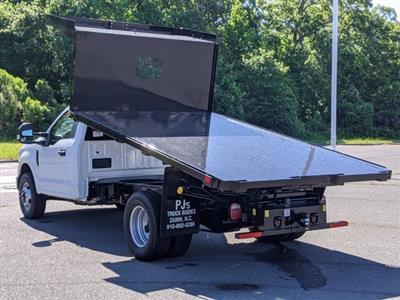 2020 F-350 Regular Cab DRW 4x2, PJ's Platform Body #T208094 - photo 28