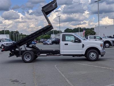 2020 Ford F-350 Regular Cab DRW RWD, PJ's Platform Body #T208094 - photo 3