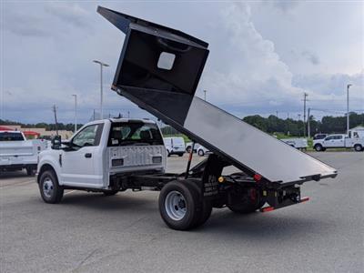 2020 F-350 Regular Cab DRW 4x2, PJ's Platform Body #T208094 - photo 9