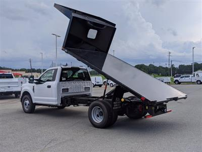 2020 Ford F-350 Regular Cab DRW RWD, PJ's Platform Body #T208094 - photo 9