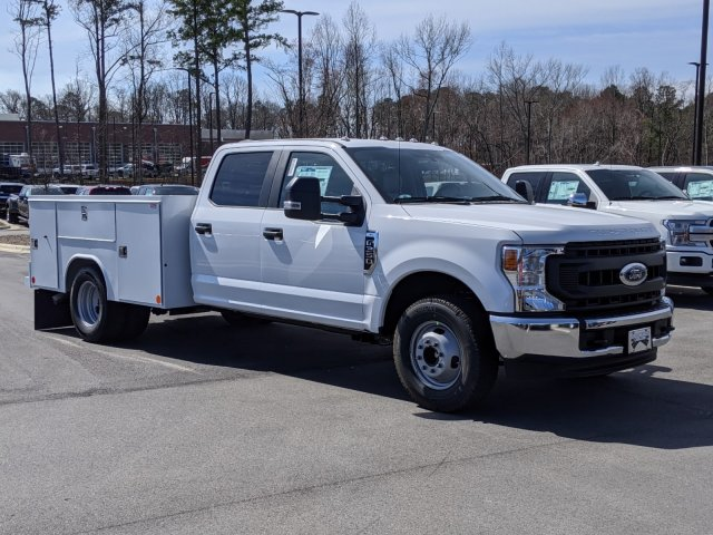 2020 Ford F-350 Crew Cab DRW 4x2, Reading Service Body #T208095 - photo 1