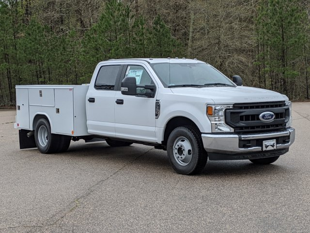 2020 Ford F-350 Crew Cab DRW RWD, Reading Service Body #T208096 - photo 1