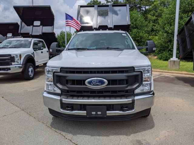 2020 Ford F-350 Crew Cab DRW RWD, PJ's Platform Body #T208099 - photo 8