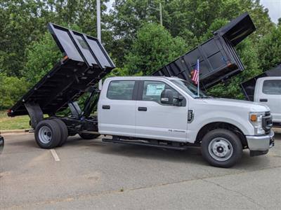 2020 Ford F-350 Crew Cab DRW RWD, PJ's Platform Body #T208099 - photo 4