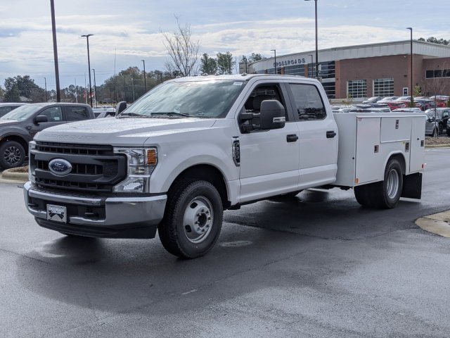 2020 Ford F-350 Crew Cab DRW RWD, Reading Service Body #T208101 - photo 1