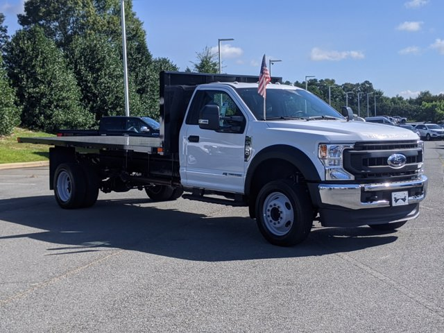 2020 Ford F-550 Regular Cab DRW RWD, PJ's Platform Body #T208159 - photo 3
