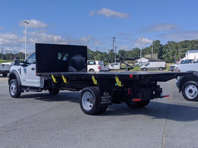 2020 Ford F-550 Regular Cab DRW RWD, PJ's Platform Body #T208159 - photo 1