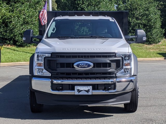 2020 Ford F-550 Regular Cab DRW RWD, PJ's Platform Body #T208159 - photo 8