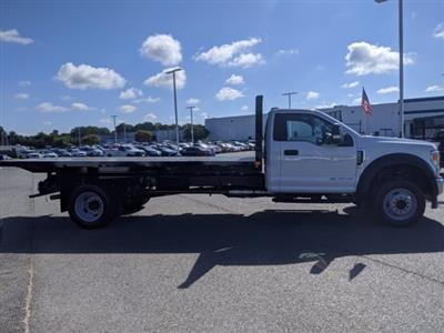 2020 Ford F-550 Regular Cab DRW RWD, PJ's Platform Body #T208159 - photo 4