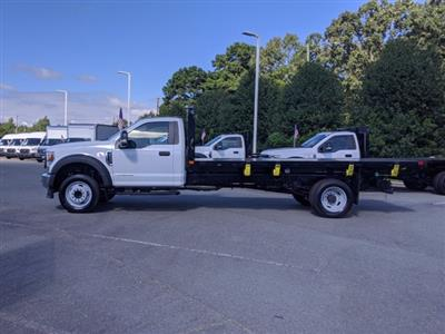 2020 Ford F-550 Regular Cab DRW RWD, PJ's Platform Body #T208159 - photo 7