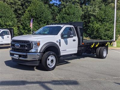 2020 Ford F-550 Regular Cab DRW RWD, PJ's Platform Body #T208159 - photo 1
