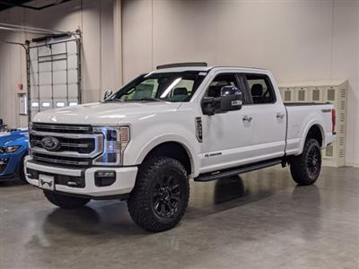 2020 Ford F-250 Crew Cab 4x4, Pickup #T208162 - photo 1