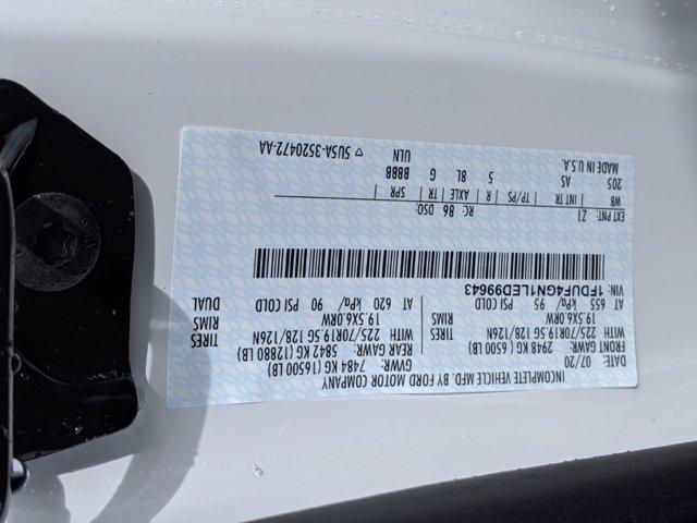 2020 Ford F-450 Regular Cab DRW RWD, PJ's Dovetail Landscape #T208165 - photo 35