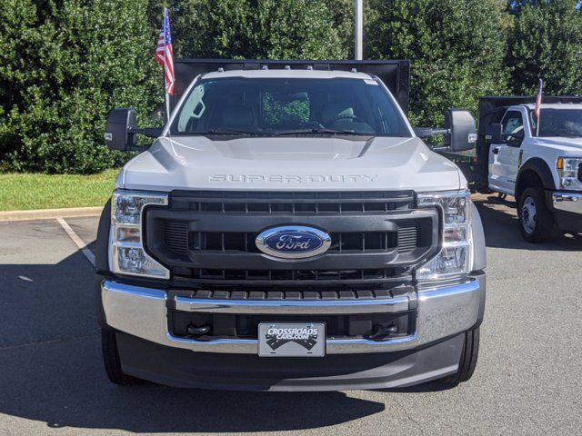 2020 Ford F-550 Regular Cab DRW RWD, PJ's Platform Body #T208166 - photo 7