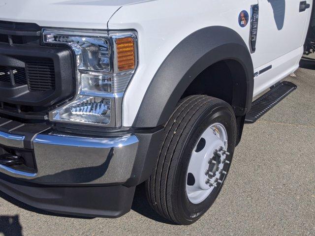 2020 Ford F-550 Regular Cab DRW RWD, PJ's Platform Body #T208166 - photo 8