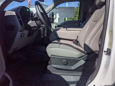2020 Ford F-550 Regular Cab DRW RWD, PJ's Platform Body #T208166 - photo 14