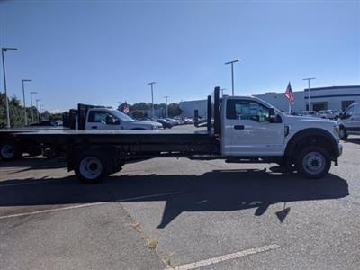 2020 Ford F-550 Regular Cab DRW RWD, PJ's Platform Body #T208166 - photo 4