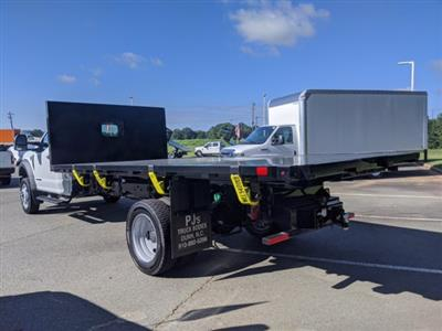 2020 Ford F-550 Regular Cab DRW RWD, PJ's Platform Body #T208166 - photo 2
