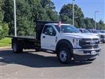 2020 Ford F-550 Regular Cab DRW RWD, PJ's Platform Body #T208166 - photo 3