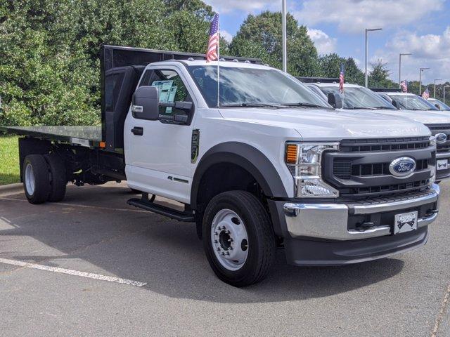 2020 Ford F-550 Regular Cab DRW 4x2, PJ's Platform Body #T208167 - photo 3
