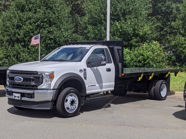 2020 Ford F-550 Regular Cab DRW 4x2, PJ's Platform Body #T208167 - photo 1