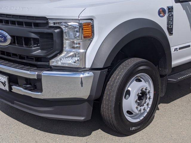 2020 Ford F-550 Regular Cab DRW 4x2, PJ's Platform Body #T208167 - photo 7