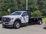 2020 Ford F-550 Regular Cab DRW 4x2, PJ's Platform Body #T208167 - photo 1