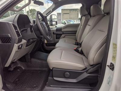 2020 Ford F-550 Regular Cab DRW RWD, PJ's Platform Body #T208168 - photo 14