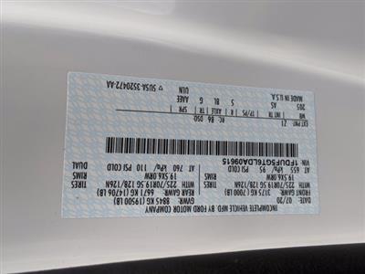 2020 Ford F-550 Regular Cab DRW RWD, PJ's Platform Body #T208168 - photo 34