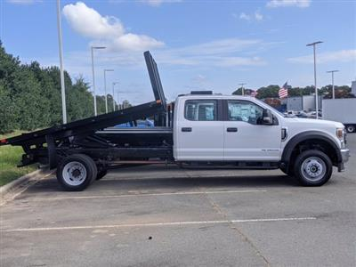 2020 Ford F-450 Crew Cab DRW 4x4, PJ's Platform Body #T208184 - photo 4