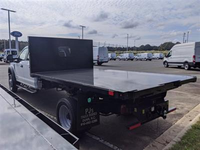 2020 Ford F-450 Crew Cab DRW 4x4, PJ's Platform Body #T208184 - photo 7