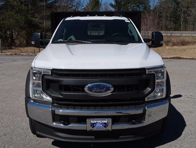 2020 Ford F-550 Regular Cab DRW 4x2, PJ's Platform Body #T208187 - photo 20