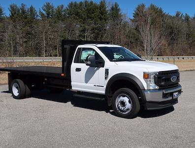 2020 Ford F-550 Regular Cab DRW 4x2, PJ's Platform Body #T208187 - photo 1