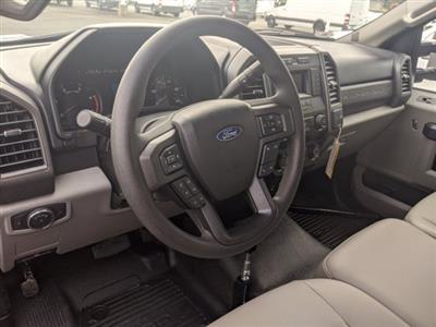2020 Ford F-550 Regular Cab DRW 4x2, PJ's Platform Body #T208187 - photo 22