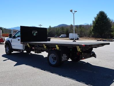 2020 Ford F-550 Regular Cab DRW 4x2, PJ's Platform Body #T208187 - photo 4