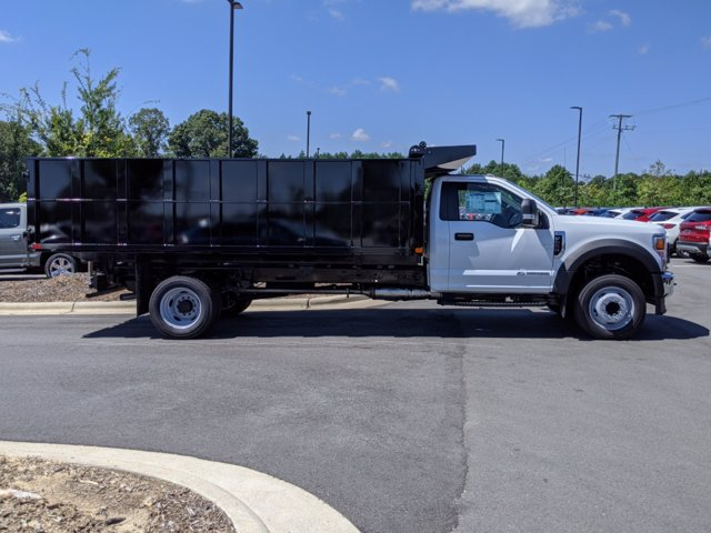 2020 Ford F-550 Regular Cab DRW RWD, PJ's Landscape Dump #T208188 - photo 4
