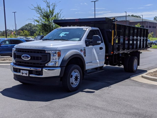 2020 Ford F-550 Regular Cab DRW 4x2, PJ's Landscape Dump #T208188 - photo 1