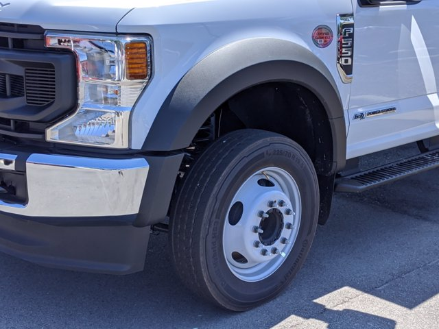 2020 Ford F-550 Regular Cab DRW 4x2, PJ's Landscape Dump #T208188 - photo 9