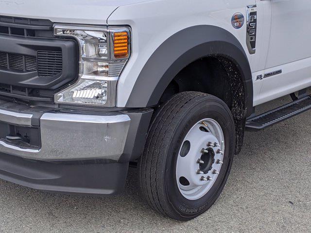 2020 Ford F-550 Regular Cab DRW 4x2, PJ's Platform Body #T208201 - photo 10