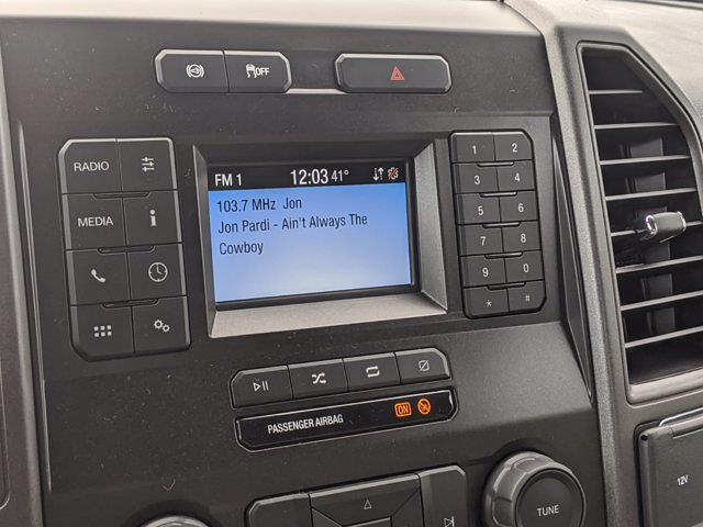 2020 Ford F-550 Regular Cab DRW 4x2, PJ's Platform Body #T208201 - photo 24