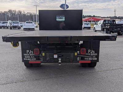 2020 Ford F-550 Regular Cab DRW 4x2, PJ's Platform Body #T208201 - photo 5