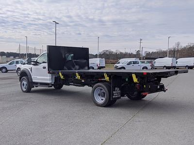 2020 Ford F-550 Regular Cab DRW 4x2, PJ's Platform Body #T208201 - photo 6