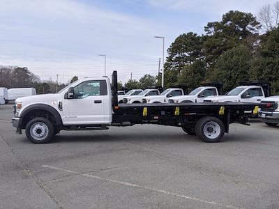 2020 Ford F-550 Regular Cab DRW 4x2, PJ's Platform Body #T208201 - photo 7