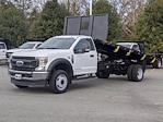2020 Ford F-550 Regular Cab DRW 4x2, PJ's Platform Body #T208201 - photo 12